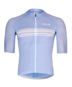 Koszulka kolarska Jersey SuperLight Pastel BLUE